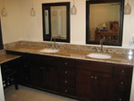 Peterson Master Bath Vanity